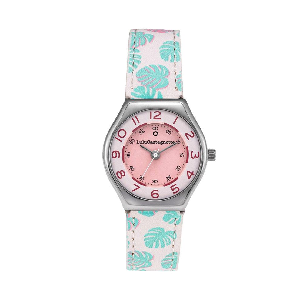 Παιδικό Ρολόι Lulu Castagnette Ministar Style Μπλε 38912