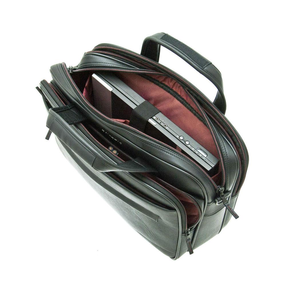 Τσάντα Laptop 15'' DAVIDTS Μαύρη 282700-01