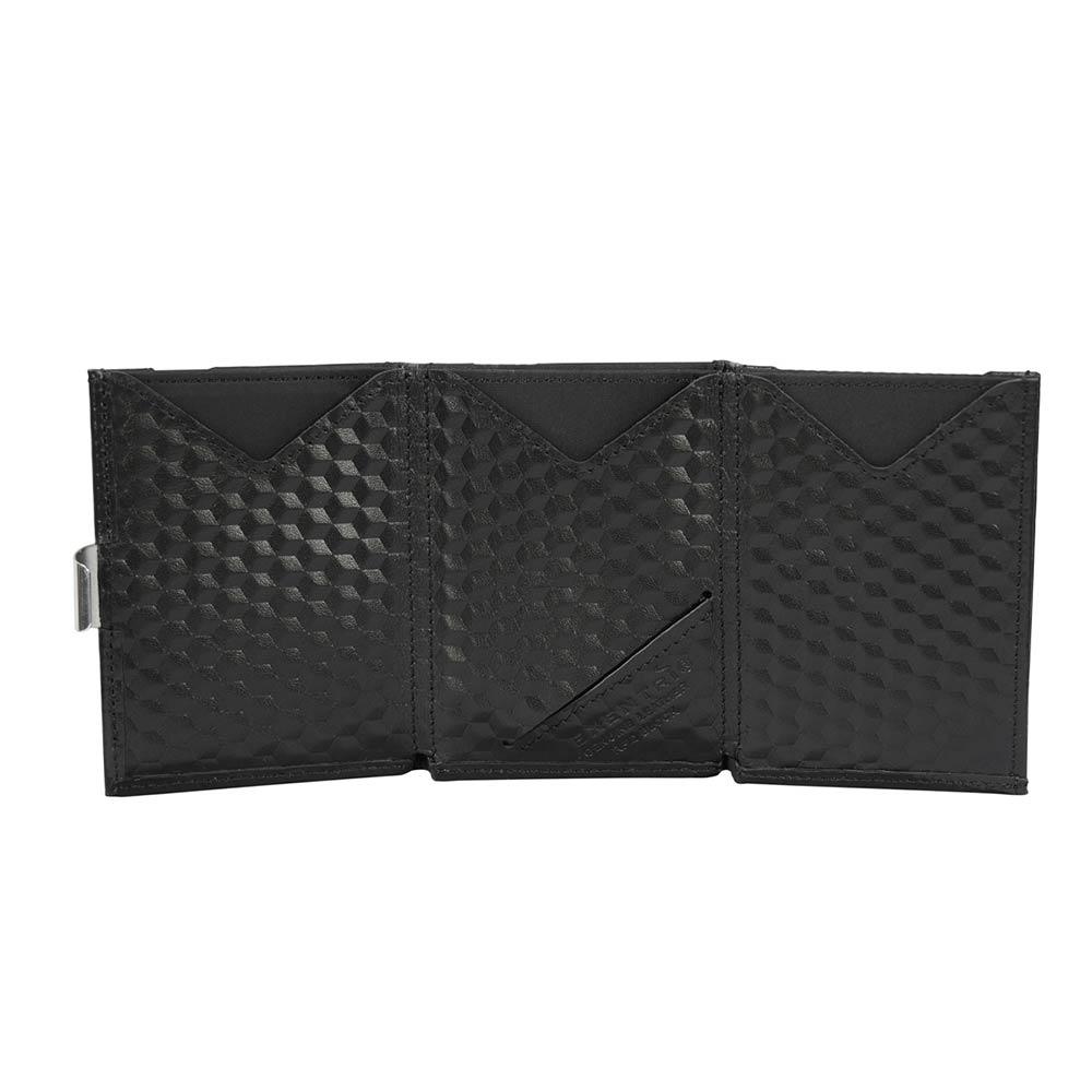 Πορτοφόλι Exentri Black Cube EXW341