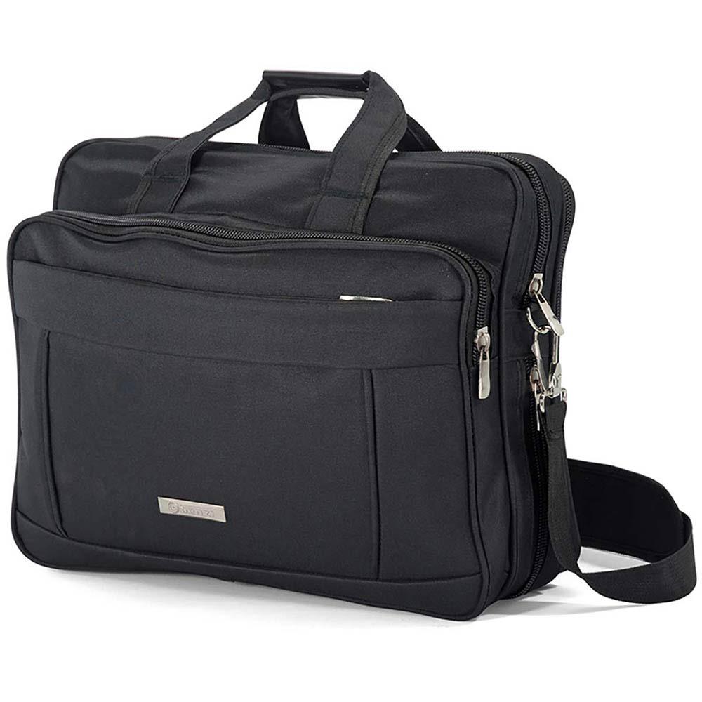 Τσάντα Laptop 15,6'' BENZI Μαύρη BZ5266