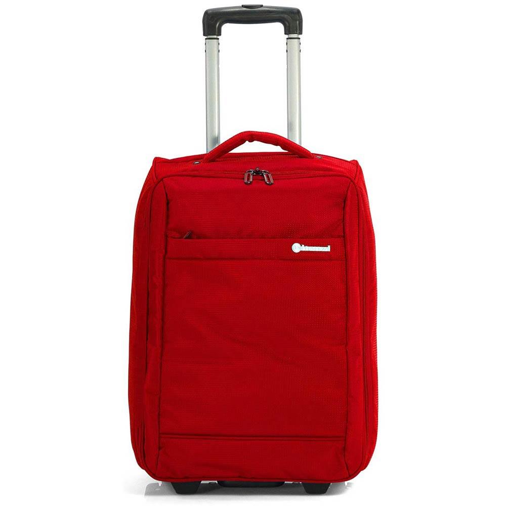 Βαλίτσα Καμπίνας BENZI Κόκκινη Αναδιπλούμενη ΒΖ5027