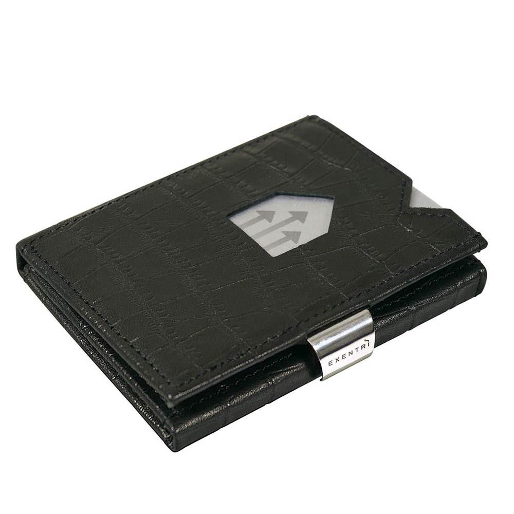 Πορτοφόλι Exentri Caiman Black EXW101