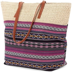 Τσάντα Θαλάσσης BENZI Μωβ BZ5175