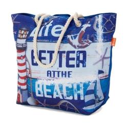 Τσάντα Θαλάσσης BENZI Beach BZ5425