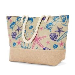 Τσάντα Θαλάσσης BENZI Ροζ BZ5475