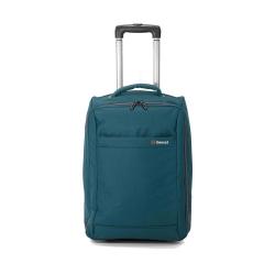 Βαλίτσα Καμπίνας BENZI Πετρόλ Αναδιπλούμενη ΒΖ5565
