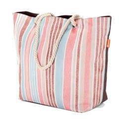 Τσάντα Θαλάσσης BENZI Σομόν BZ5599