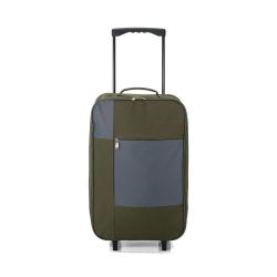 Βαλίτσα Καμπίνας BENZI Αναδιπλούμενη Χακί BZ5504
