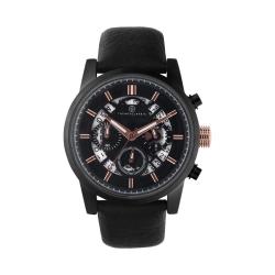 Ρολόι Trendy Classic Octave Μαύρο CC1053-02