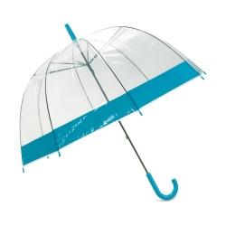 Ομπρέλα Χειροκίνητη Μπαστούνι BENZI Σιέλ PA104