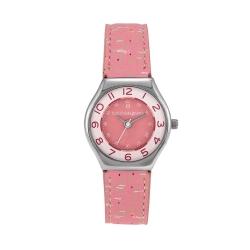 Παιδικό Ρολόι Lulu Castagnette Ministar Style Κόκκινο 38911