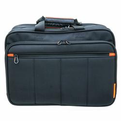 """Τσάντα Laptop-χαρτοφύλακας 17"""" DAVIDTS Μαύρη 257900-01"""