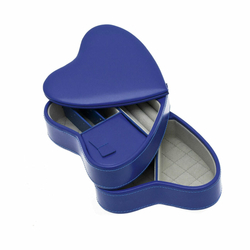 Θήκη Κοσμημάτων DAVIDTS Μπλε 378766-17