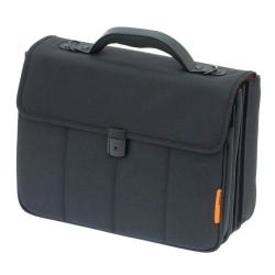 """Τσάντα Laptop-χαρτοφύλακας 15"""" DAVIDTS Μαύρη 257111-01"""