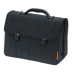 """Τσάντα Laptop-χαρτοφύλακας 17"""" DAVIDTS Μαύρη 257112-01"""