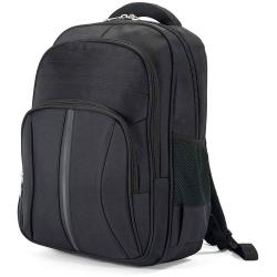 Σακίδιο με Θήκη Laptop 15.6'' BENZI Μαύρο BZ5235