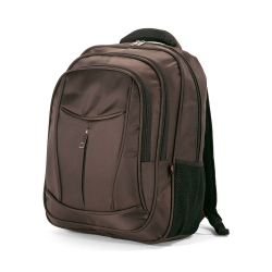 Σακίδιο με Θήκη Laptop 15,6'' BENZI Καφέ BZ5237