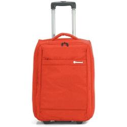 Βαλίτσα Καμπίνας BENZI Πορτοκαλί Αναδιπλούμενη ΒΖ5027