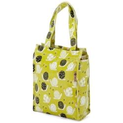 Τσάντα shopping BENZI Λαχανί BZ5281
