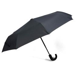 Ομπρέλα Αυτόματη Σπαστή BENZI Μαύρη PA083