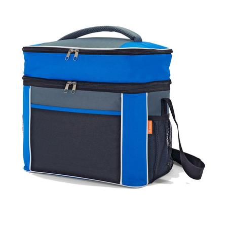 Ισοθερμική τσάντα BENZI Μαύρη/Μπλε BZ5483