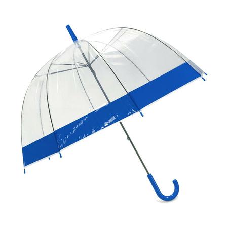 Ομπρέλα Χειροκίνητη Μπαστούνι BENZI Μπλε PA104