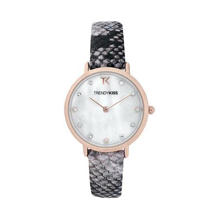 Ρολόι Trendy Kiss Mia Γκρι TRG10133-01