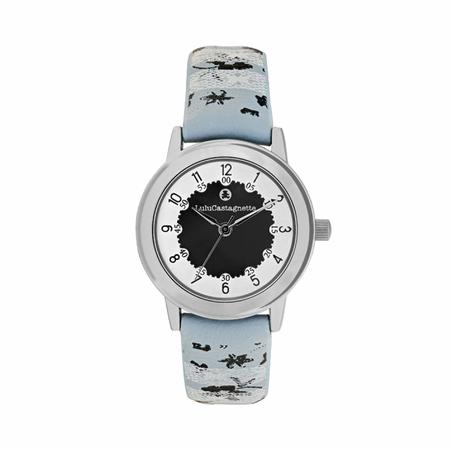Παιδικό Ρολόι Lulu Castagnette Boheme Μπλε 38921