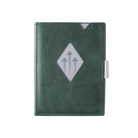 Πορτοφόλι Exentri Emerald Green EXW313