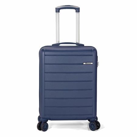 Βαλίτσα Καμπίνας Σκληρή Μπλε