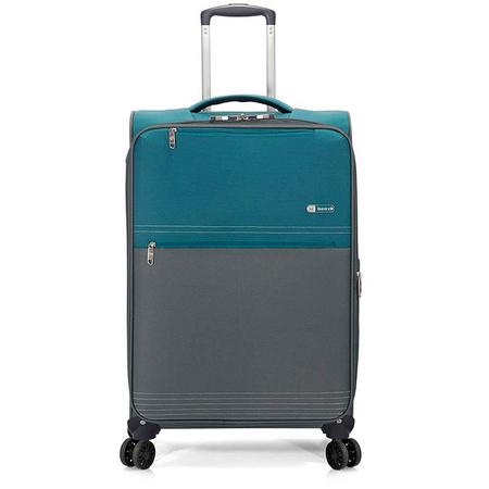 Βαλίτσα Καμπίνας BENZI Πετρόλ BZ5389