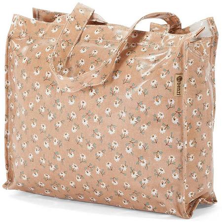 Τσάντα Shopping BENZI Σομόν BZ5397