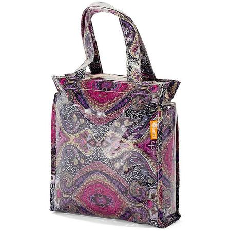 Τσάντα Shopping BENZI  Μωβ BZ5399