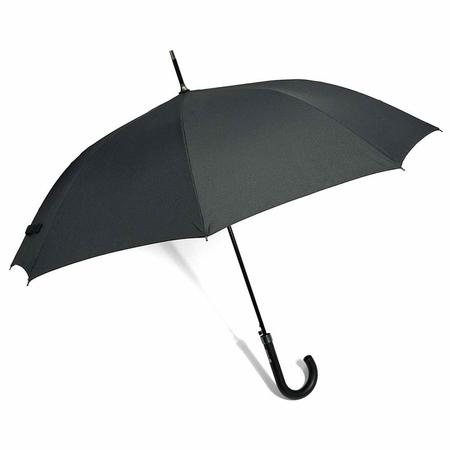 Ομπρέλα Αυτόματη Μπαστούνι BENZI Μαύρη PA041
