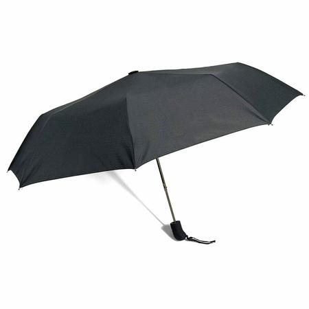 Ομπρέλα Αυτόματη Σπαστή BENZI Μαύρη PA046