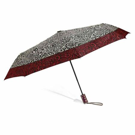 Ομπρέλα Αυτόματη Σπαστή BENZI Μπεζ PA092