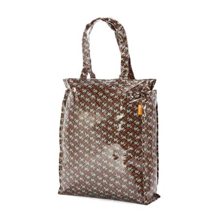 Τσάντα shopping BENZI Καφέ BZ4684